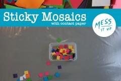 Sticky Mosaics